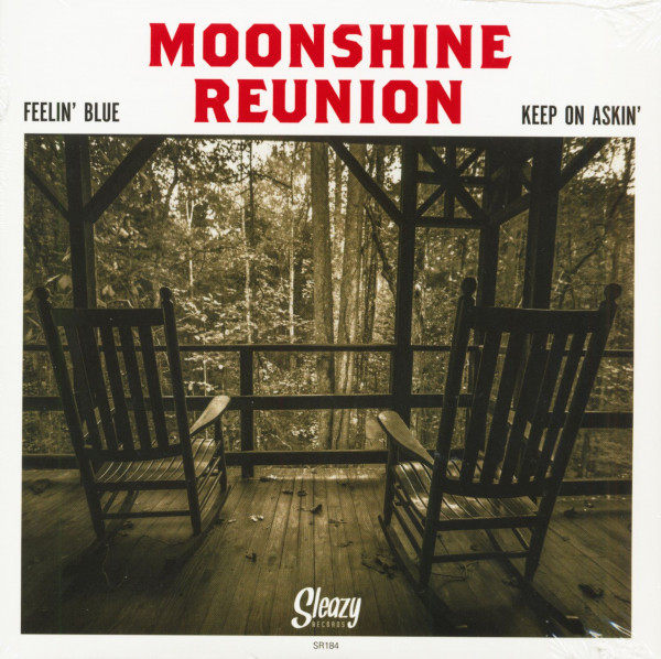 Moonshine Reunion (7inch, 45rpm, PS)