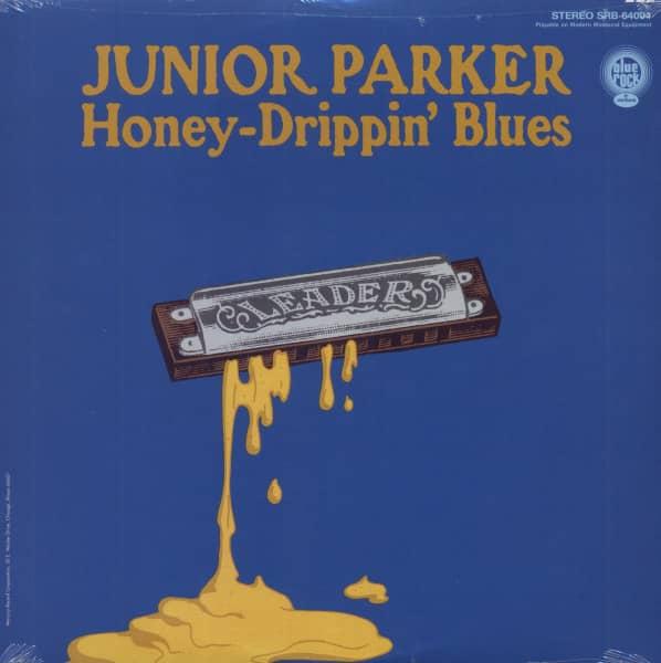Honey-Drippin' Blues (LP)