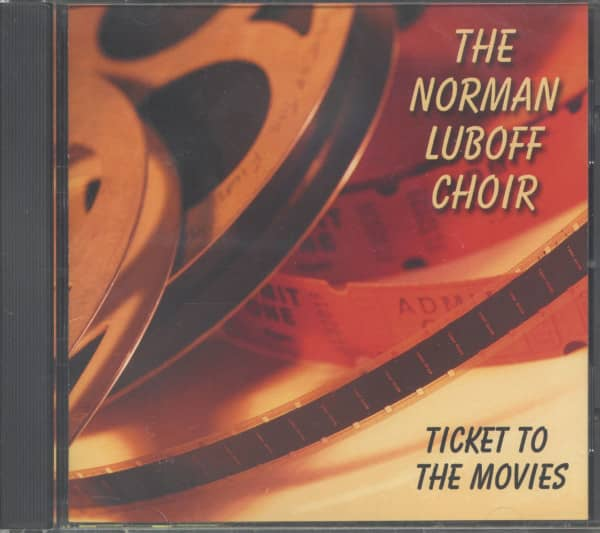 Ticket To The Movies (CD)