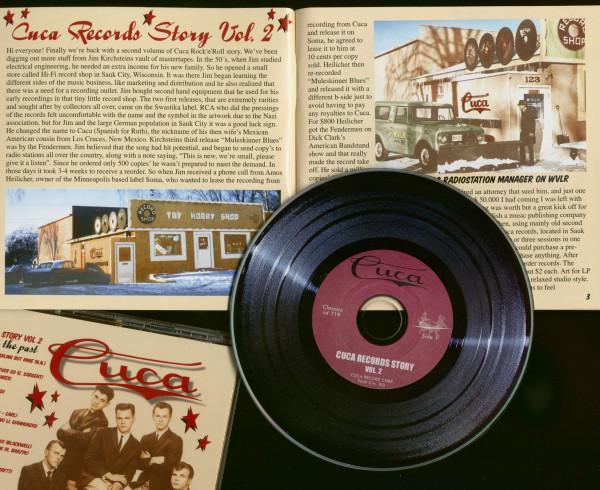 Cuca Rock'n'Roll Story Vol.2 (CD)