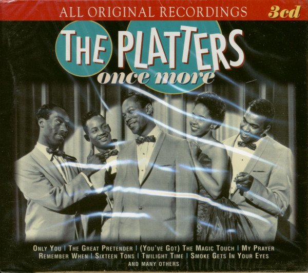 Once More - All Original Recordings (3-CD)