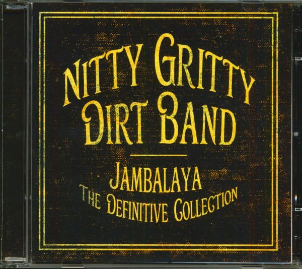 Jambalaya - The Definitive Collection (2-CD)