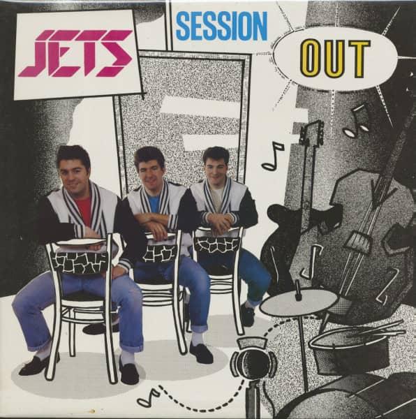 Session Out (LP)