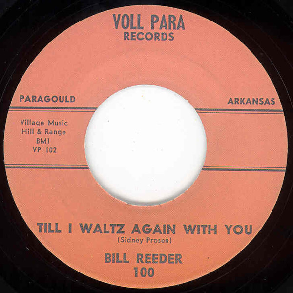 Till I Waltz Again With You - Remember... 7inch, 45rpm