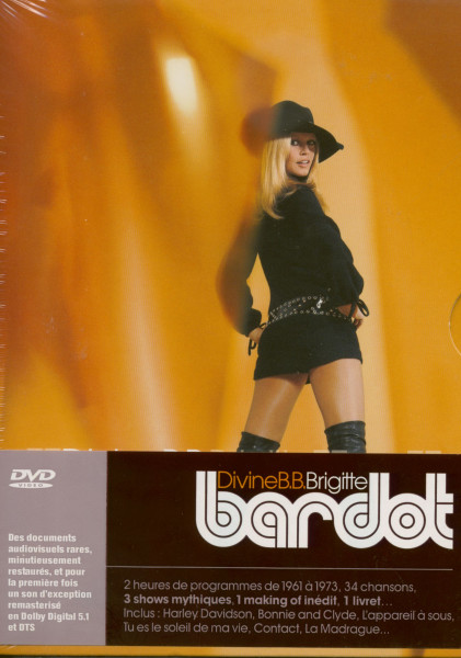Divine B.B. (DVD Deluxe Edition)