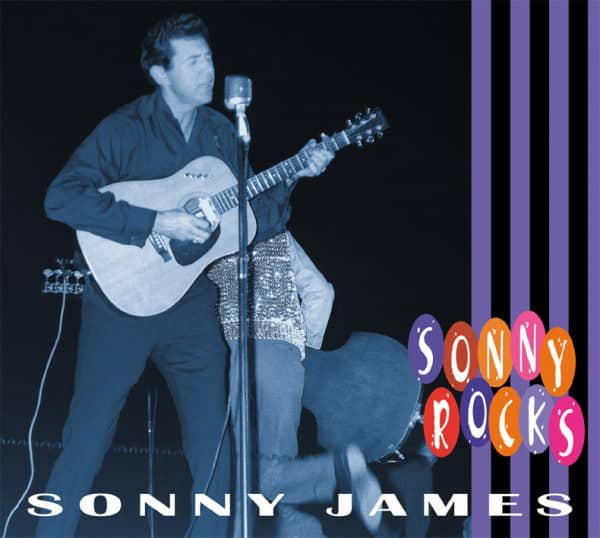 Sonny James - Sonny Rocks