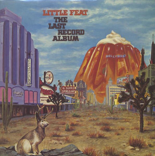 The Last Record Album (LP, 180g Vinyl)