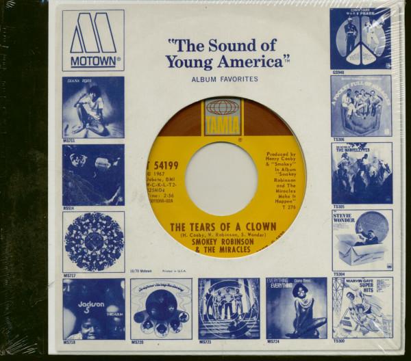 Complete Motown Singles Vol.10: 1970 (6-CD and bonus 45rpm)