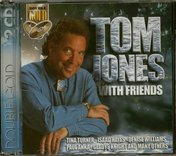 Tom Jones With Friends (2-CD)