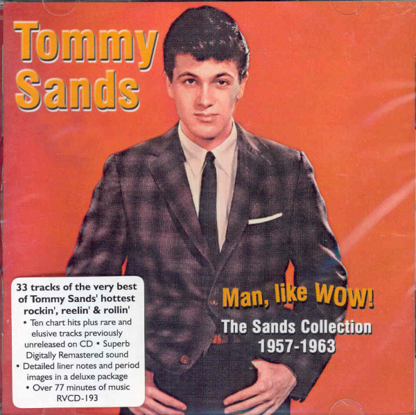 Man, Like Wow - Sands Collection 1957-63