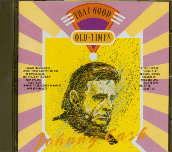 That Good Old Times (CD)