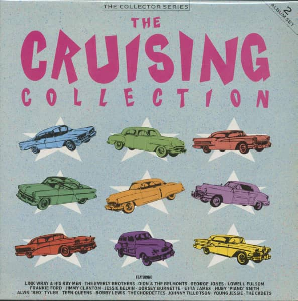 The Cruising Collection (2-LP)