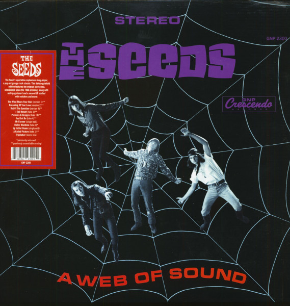 A Web Of Sound (2-LP, Deluxe Edition)