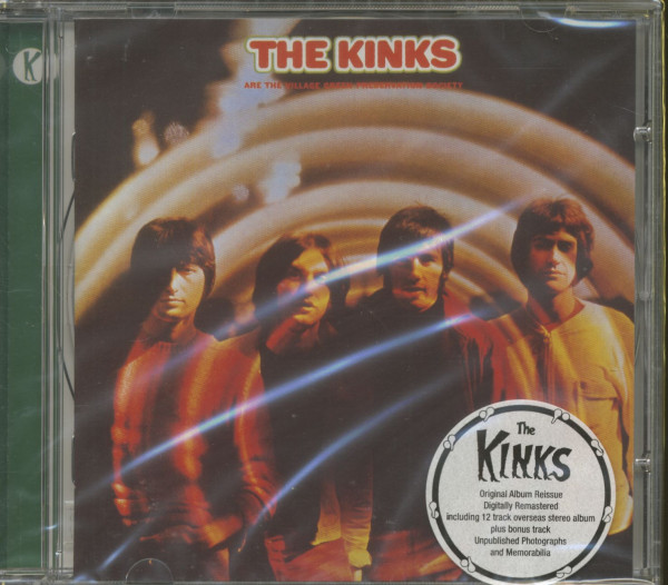 Kinks Are The Village Preservation Society (CD)