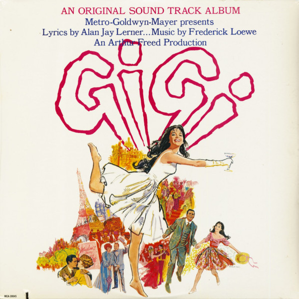 Gigi - Soundtrack (LP)
