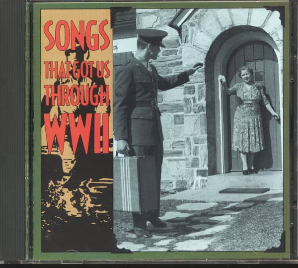Song That Got Us Through WWII (CD)