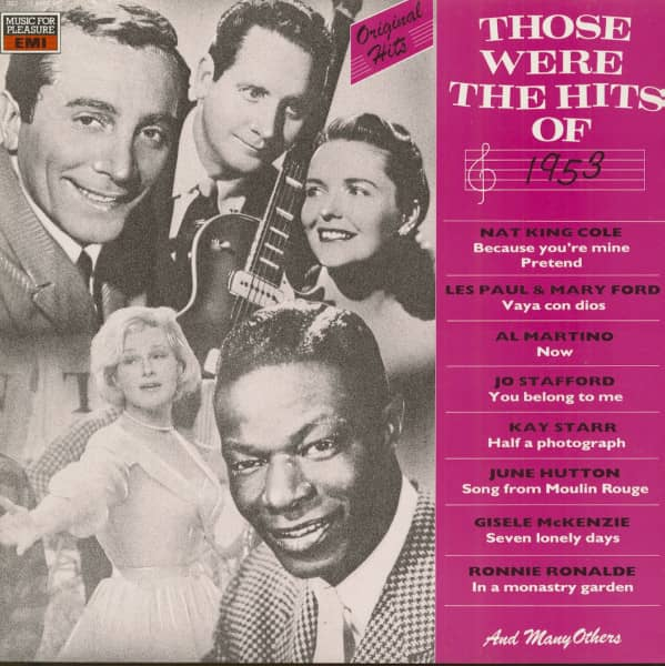 Those Were The Hits Of 1953 (LP)