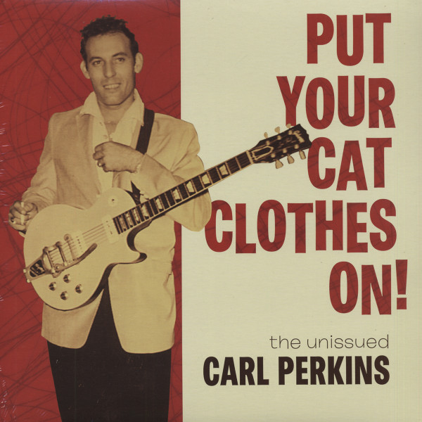 Put You Cat Clothes On! - The Unissued