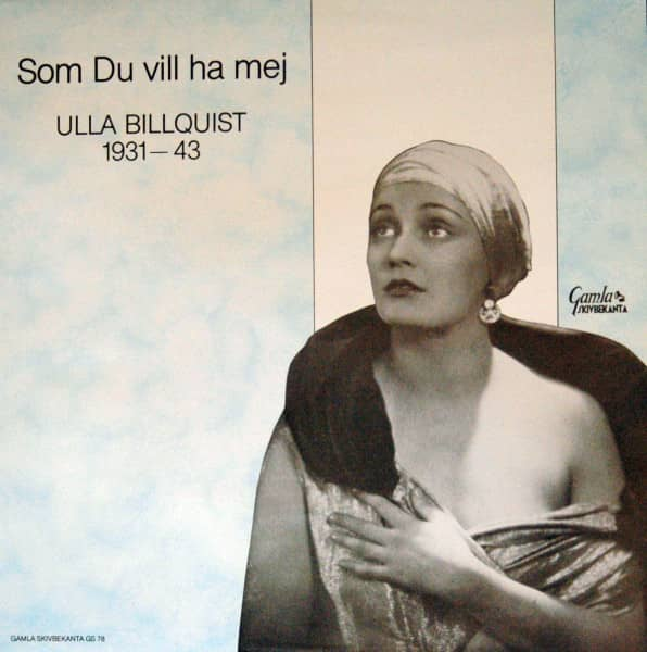 Som Du Vill Ha Mej 1931-43