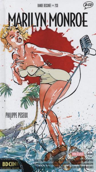 Marilyn Monroe 1949-1962 (2-CD & Comic Book, Digibook)