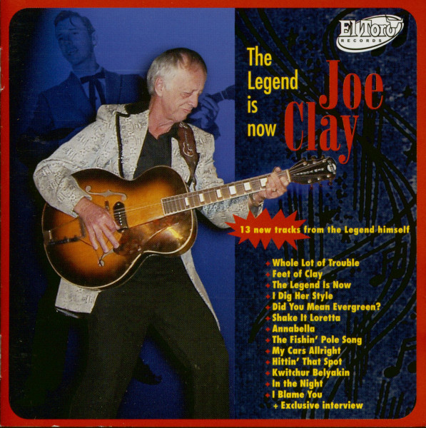 The Legend Is Now (CD)
