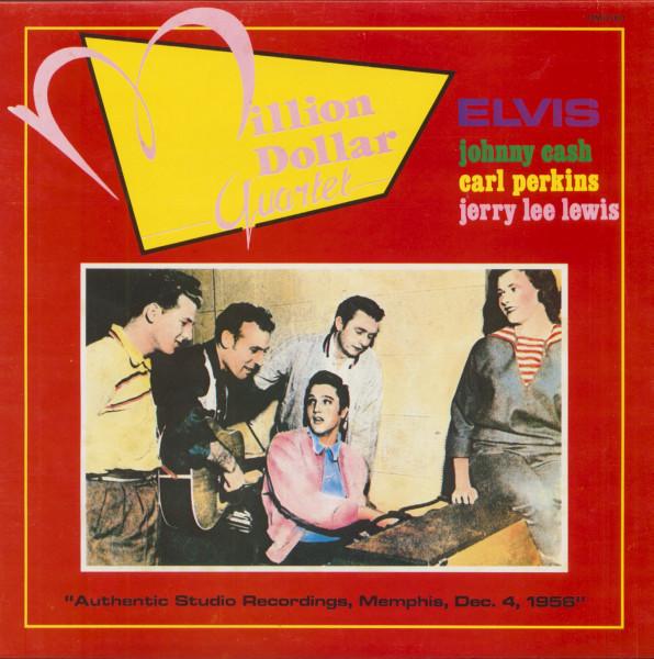 Million Dollar Quartet (LP)