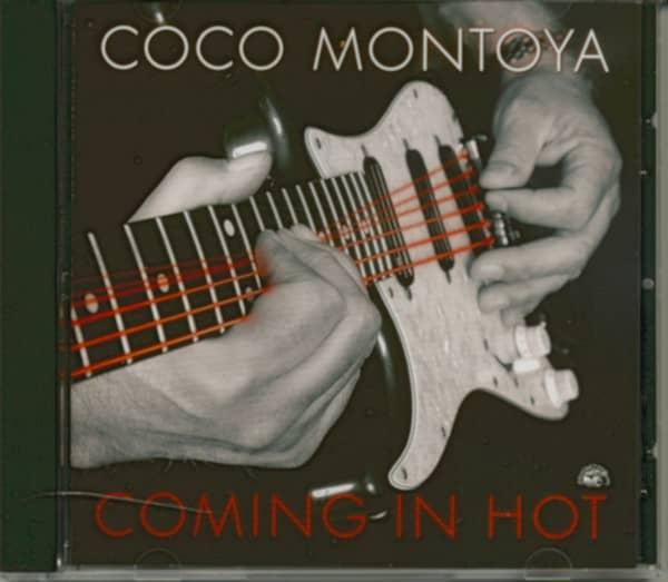 Coming In Hot (CD)