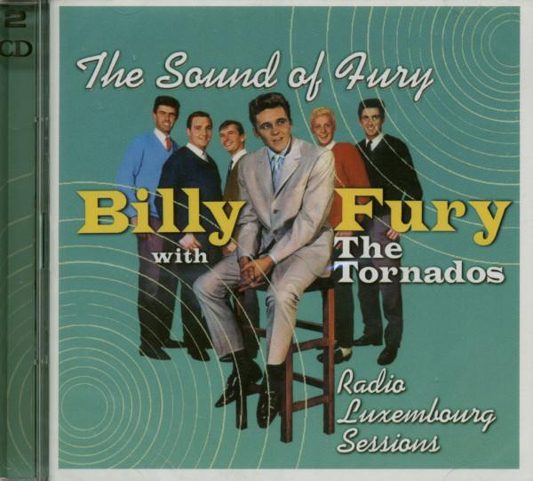 Sound Of Fury - Radio Luxemburg Sessions (2-CD)