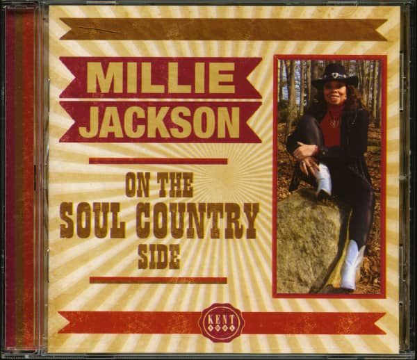 On The Soul Country Side (CD)