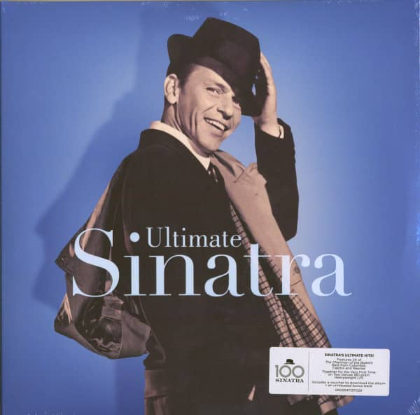 Ultimate Sinatra (2-LP, 180g Vinyl)
