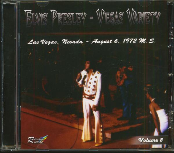Vegas Variety (CD)