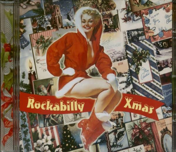 Rockabilly Xmas (CD)