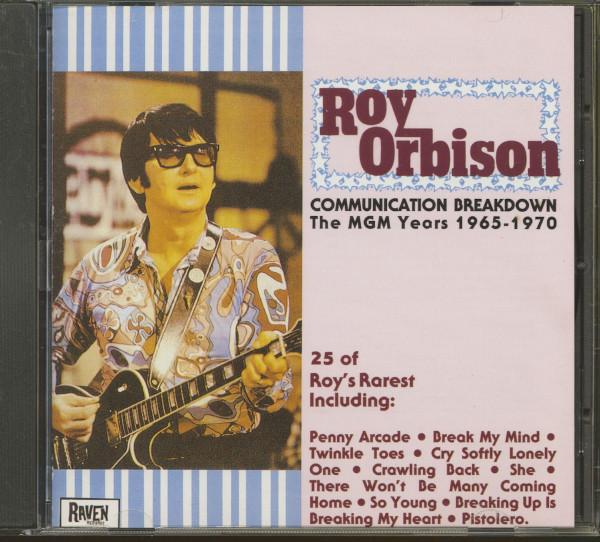 Communication Breakdown (CD)