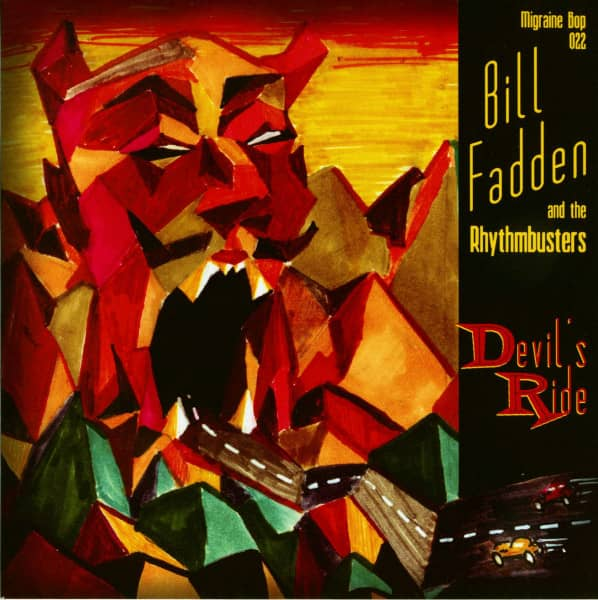 Devil's Ride (45 & 33rpm EP, PS)