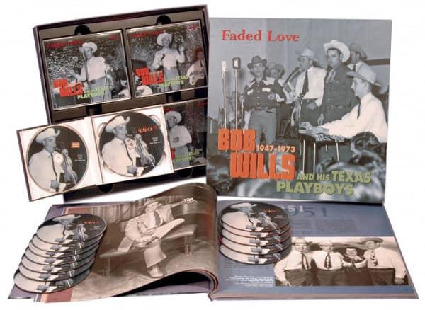 Faded Love - 1947-1973 (13-CD & 1-DVD)