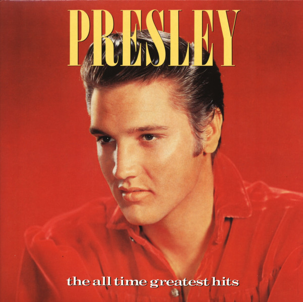 All-Time Greatest Hits (2-LP)