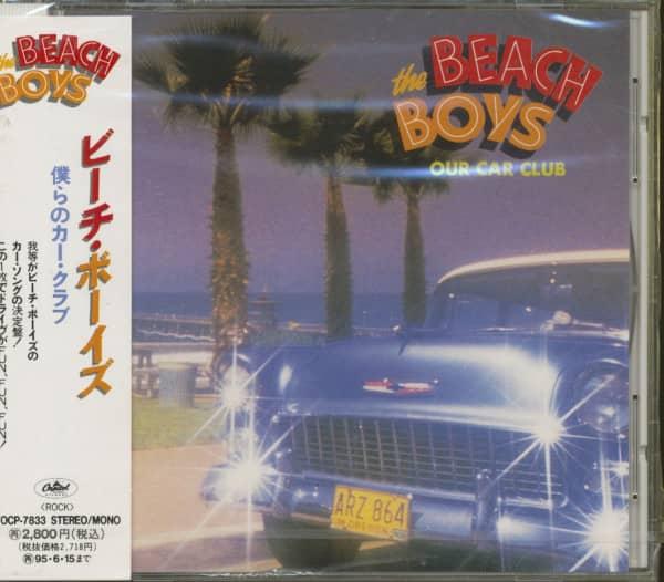 Our Car Club (CD)