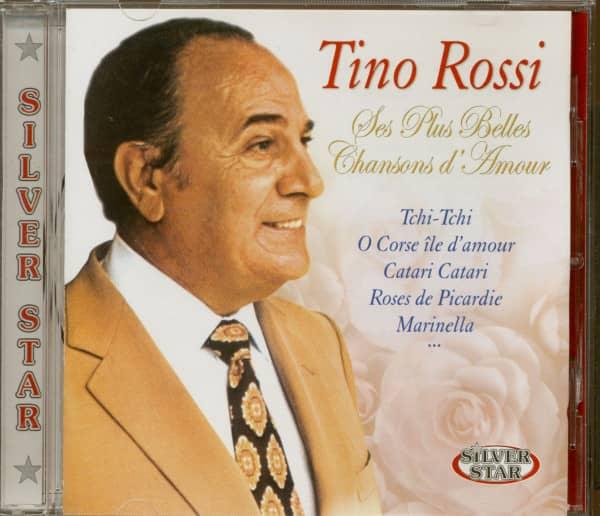 Ses Plus Belles Chansons D'Amour (CD)