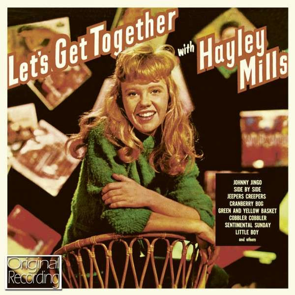 Hayley Mills - Let´s Get Together With...