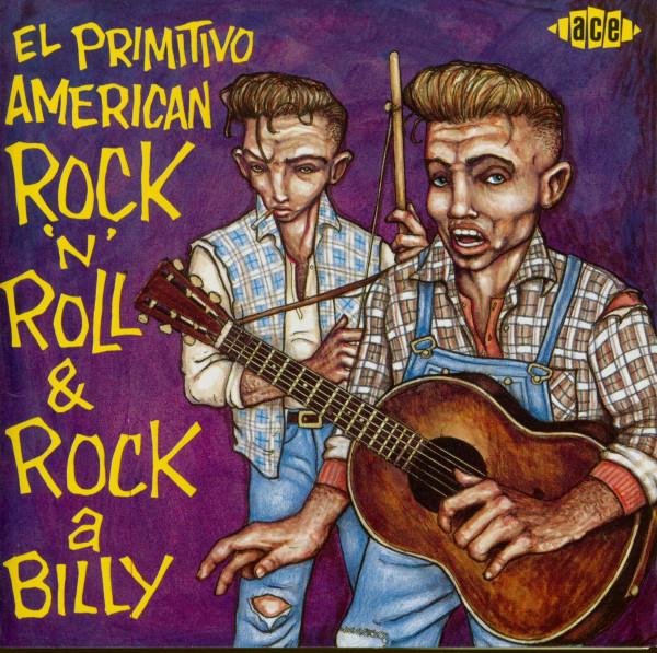 El Primitivo American Rock'n'Roll & Rockabilly (CD)