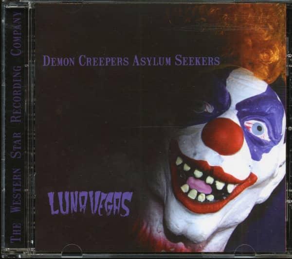 Demon Creepers, Asylum Seekers (CD)