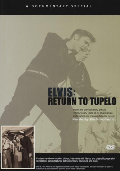 Return To Tupelo - Documentary Special (0)
