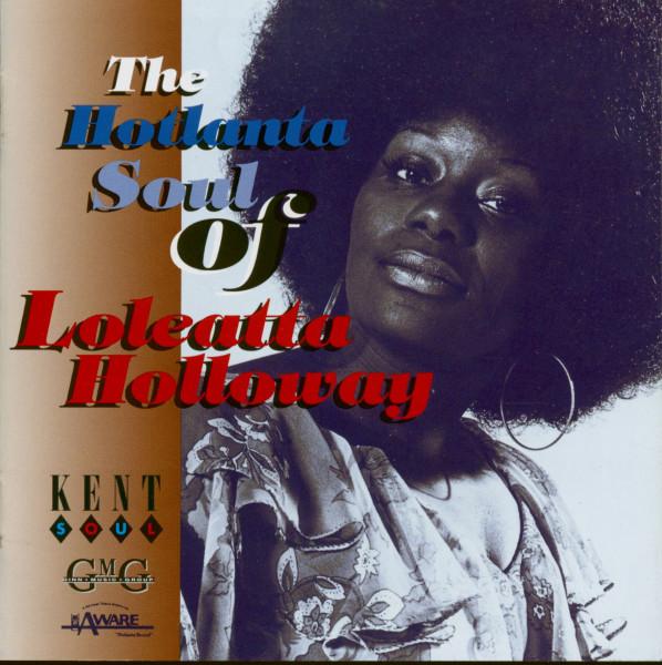 The Hotlanta Soul Of Loleatta Holloway (CD)
