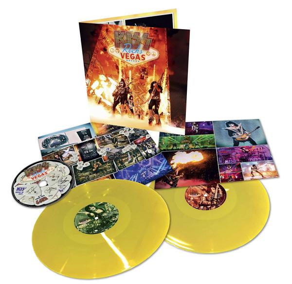 Rock Vegas (2-LP+1-DVD) (180g Vinyl)