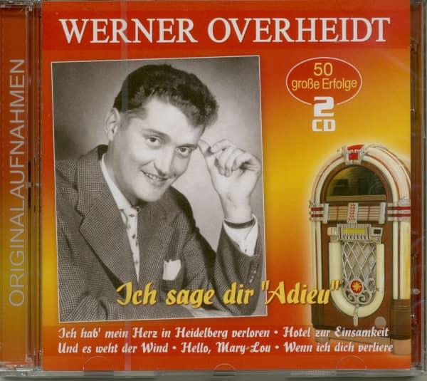 "Ich sage dir ""Adieu"" - 50 große Erfolge (2-CD)"