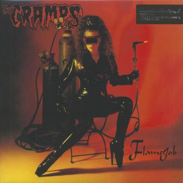 Flamejob (LP, 180g Vinyl)