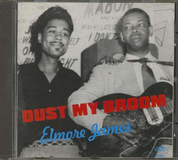 Dust My Broom - The Best Of Elmore James, Vol.2 (CD)