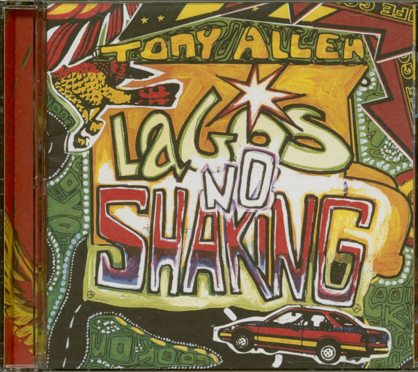 Lagos No Shaking (CD)