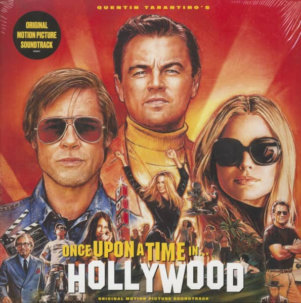 Once Upon A Time In Hollywood - Original Motion Picture Soundtrack (2-LP)