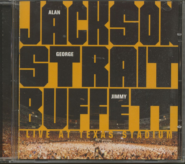 Live At Texas Stadium (CD)